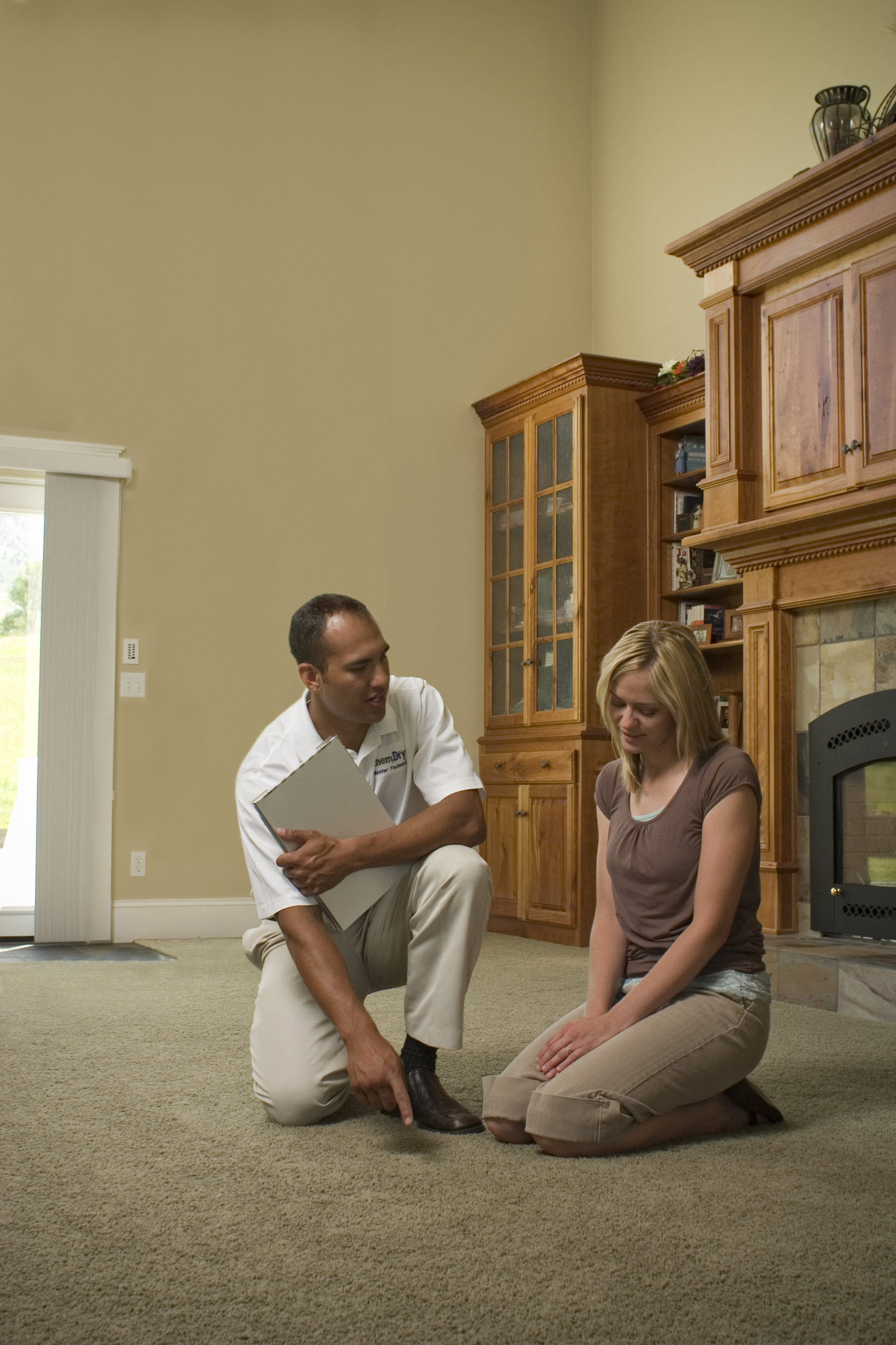 Learn how to care for your carpets with Chem-Dry of New Port Richey