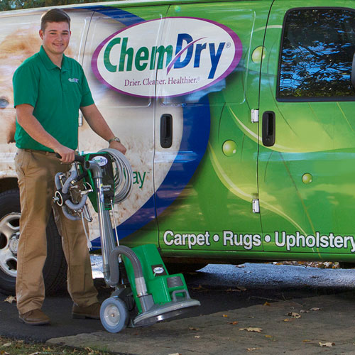 Trust Chem-Dry of New Port Richey for your carpet and upholstery cleaning service needs